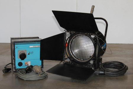 Sirio 1200 W Daylight QuarzColor Ianiro HMI