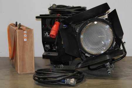Strand Quasar Quattro 4000_2500 SE-MK2 4KW HMI Par
